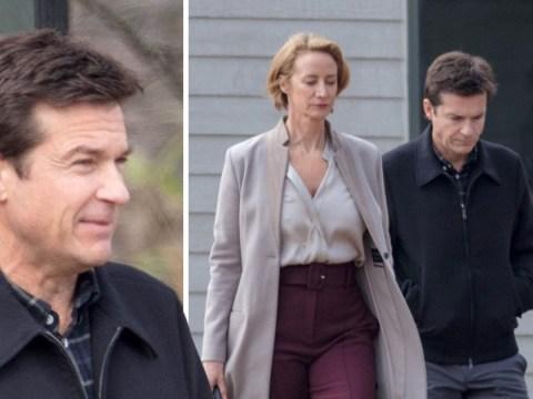 Jason Bateman spotted filming Netflix's Ozark season 2 with mysterious new FBI agent