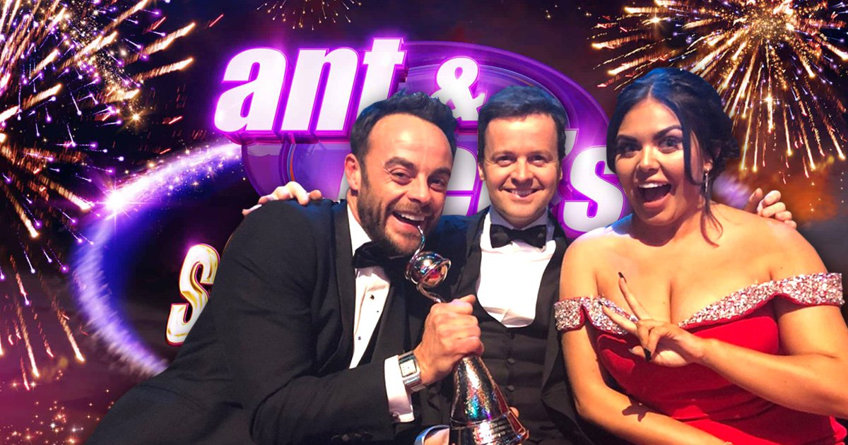 When is Ant and Dec's Saturday Night takeaway on and are tickets available?