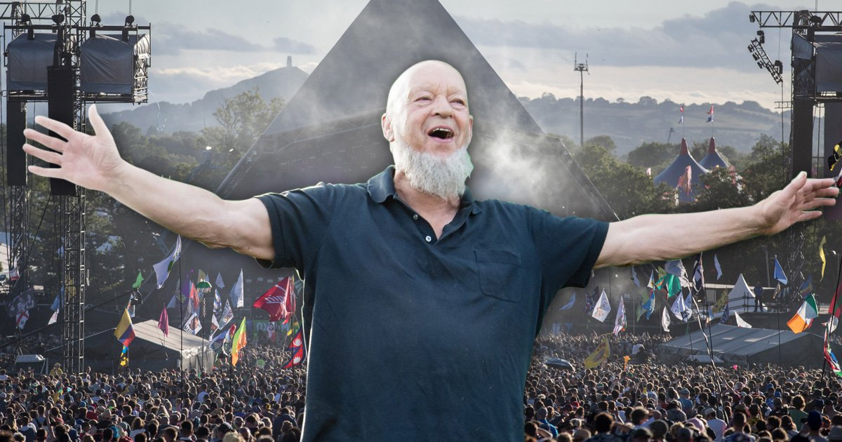 Eavis hints who could be headlining Glastonbury