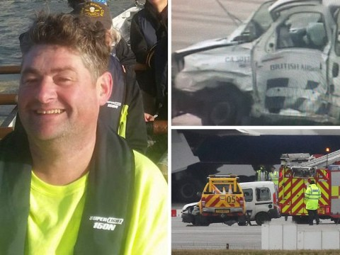 Man killed in Heathrow Airport runway crash was 'kind and generous' BA engineer