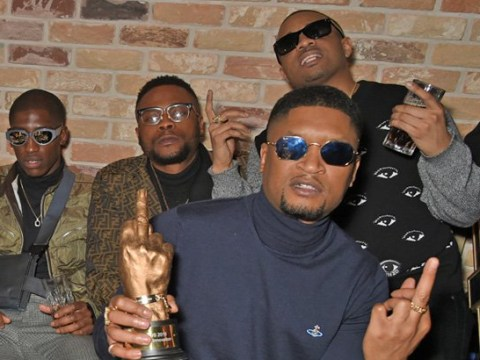 Boy Better Know celebrate their NME Awards success in a suitably rock 'n' roll manner with a booze-fueled after party