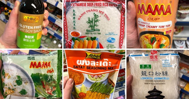 10 gluten-free products you can find in Chinese supermarkets