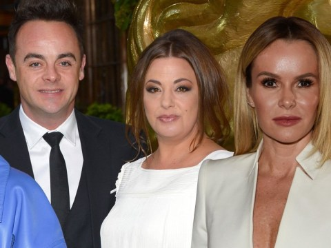 BGT's Amanda Holden and Alesha Dixon 'shoulders to cry on' for Lisa Armstrong after split from Ant McPartlin