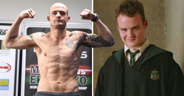 Harry Potter S Goyle Is Now A Muscly Weight Trainer And Looks Unrecognisable Metro News One of the bullies from the harry potter movies is now an mma fighter. harry potter s goyle is now a muscly