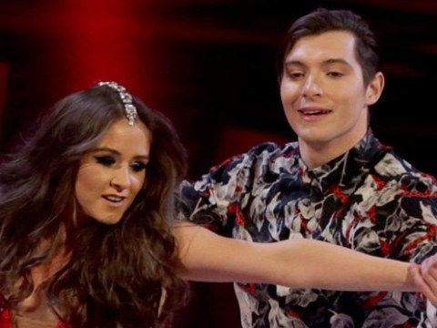Brooke Vincent says Dancing On Ice is tougher than filming Coronation Street's live episodes