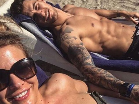 Strictly's Gorka Marquez and Gemma Atkinson have finally stopped hiding their romance