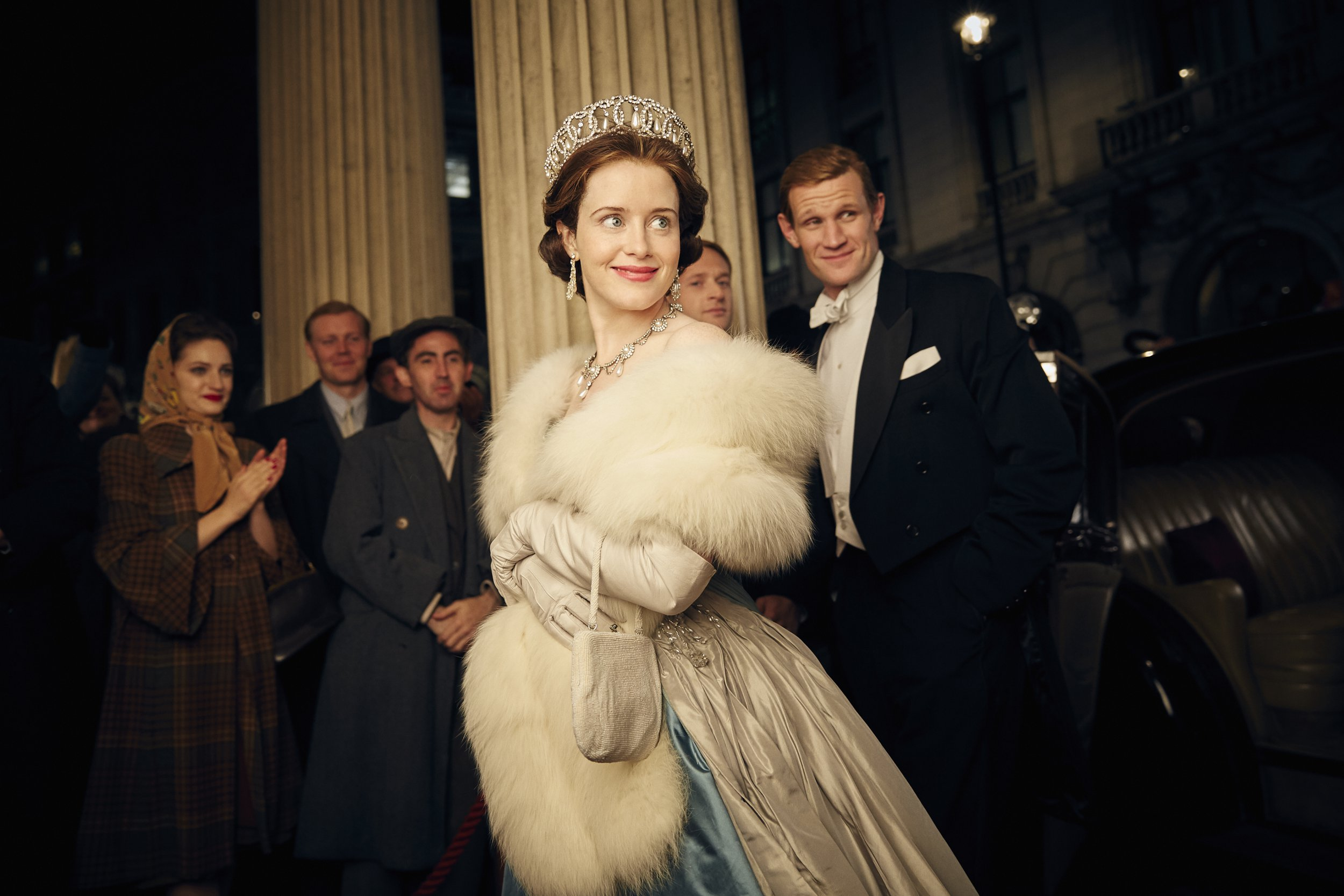 The Crown's Claire Foy says gender pay scandal left her 'embarrassed' and has 'opened her eyes'