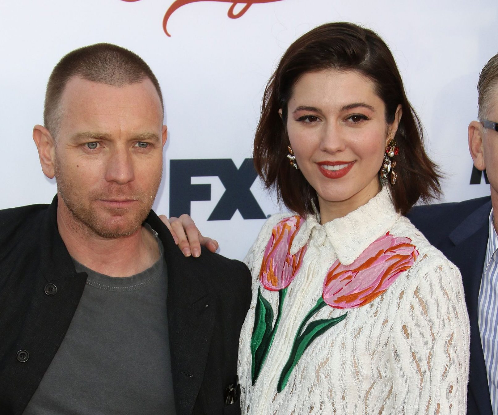Ewan McGregor confirms romance with Mary Elizabeth Winstead is back on despite claims she dumped him