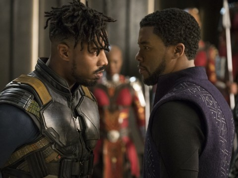 Black Panther star Michael B Jordan said he 'spent a lot of time alone' to get into Erik Killmonger character