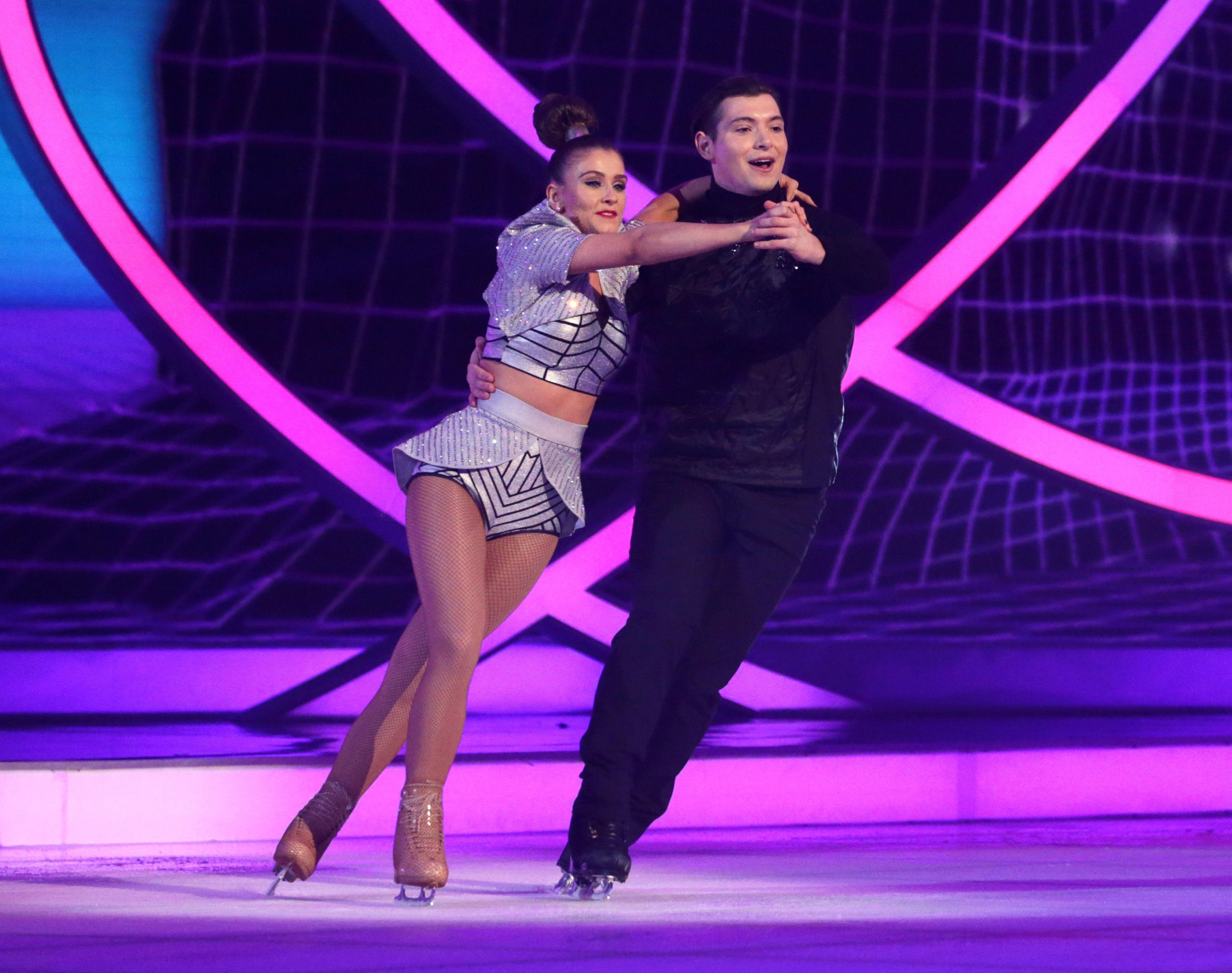 Brooke Vincent vows to win Dancing On Ice for 'girls who aren't girly'