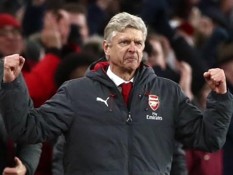 Arsene Wenger 'wishes' Henrikh Mkhitaryan will become Santi Cazorla's successor at Arsenal