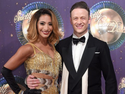 Karen Clifton sparks reunion rumours with Kevin as she admits 'I haven't given up on it'