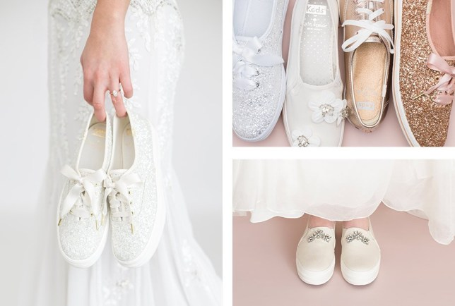 2587a4386d0f Bridal pumps are now a thing in case you change your mind and need to run  away