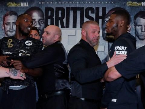 Lawrence Okolie and Isaac Chamberlain recall origin of their London feud ahead of O2 showdown