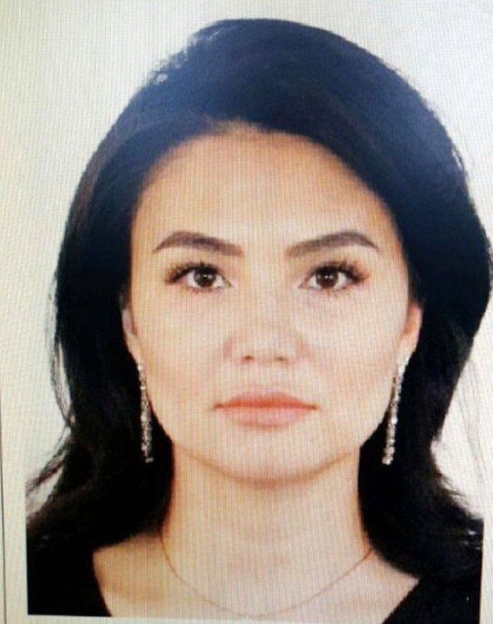 3d590a7d356f5 His girlfriend Zhanna Nurzhanova is alleged to have carried out the attack  when she found pictures of other women on his phone (Picture: East2West  News)
