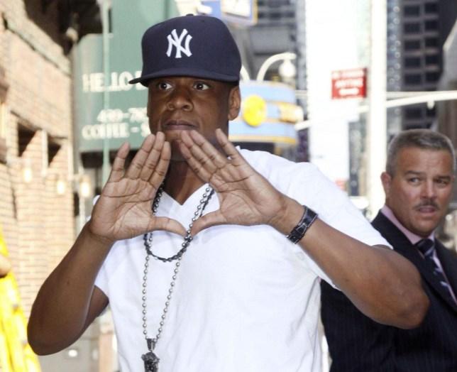 Jay-Z 'applies to trademark Roc-A-Fella symbol' and the Illuminati