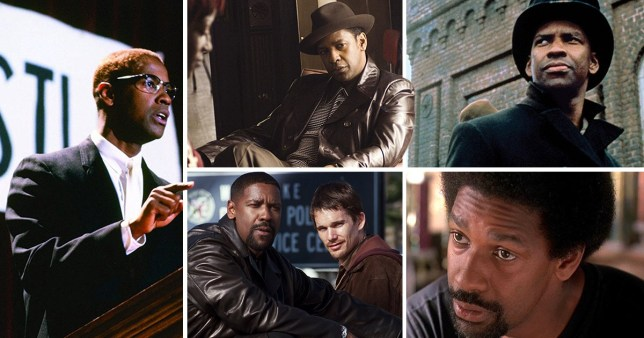 Denzel Washington's best scenes ranked (Robert Keeling)