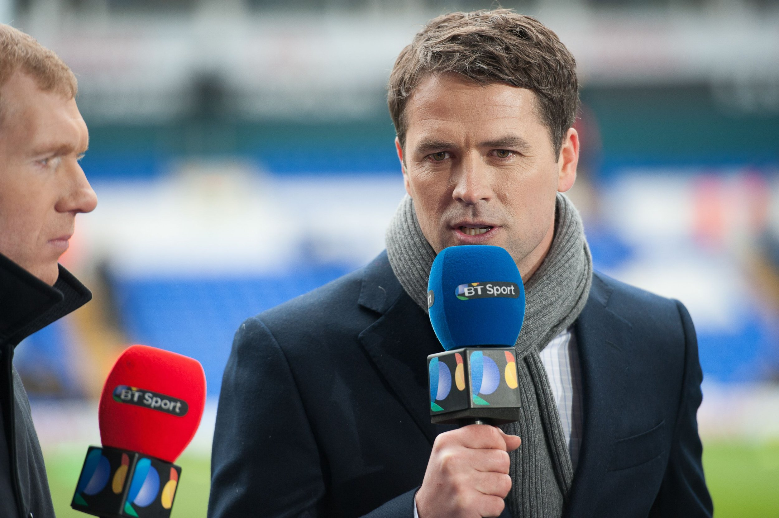 Michael Owen gives his Champions League and Europa League predictions