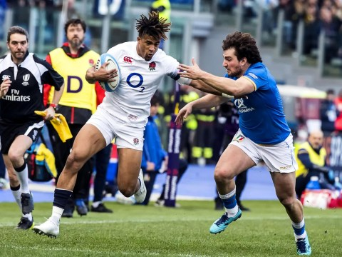 England thrash Italy to get Six Nations campaign up and running