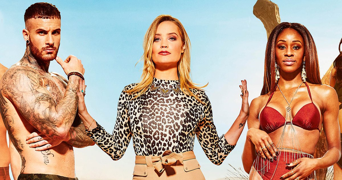 Laura Whitmore says Survival Of The Fittest won't just be full of fame-hungry reality stars
