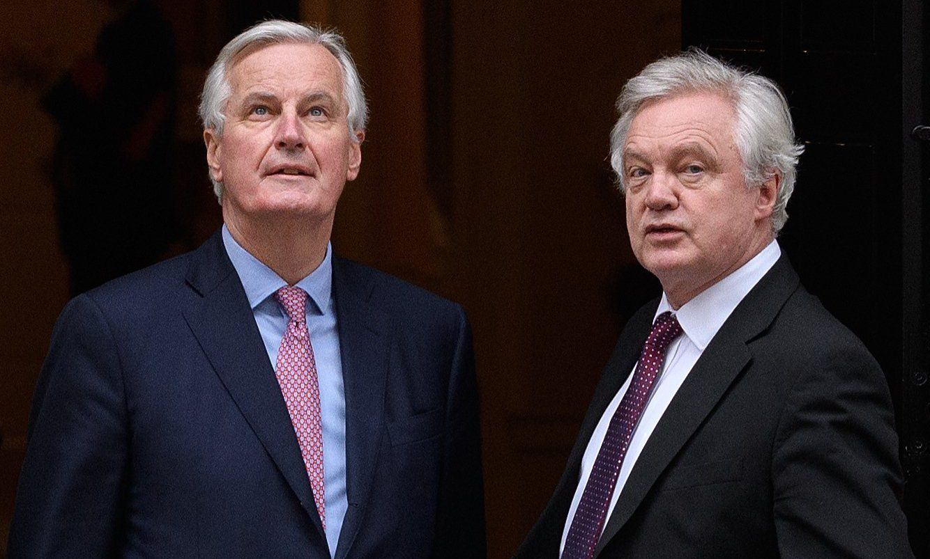 'Brexit transition may never happen,' warns Michel Barnier