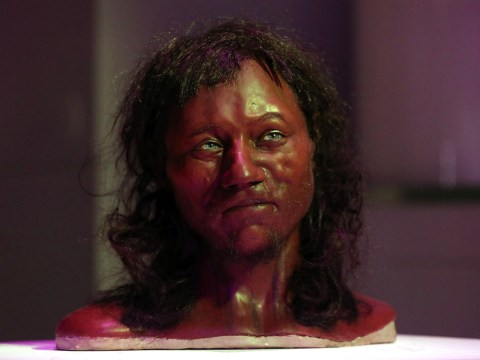 Why is the first modern Briton called Cheddar Man?