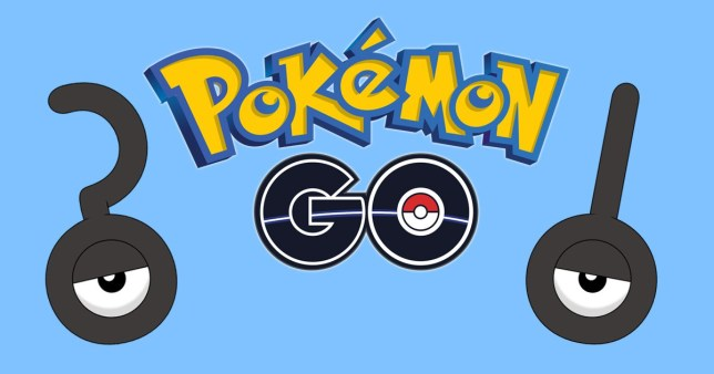 Pokemon Go to add two new types of the rarely seen Unown to