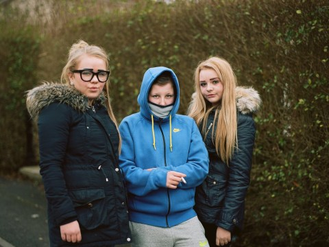 Photographer captures life on an estate in Bristol