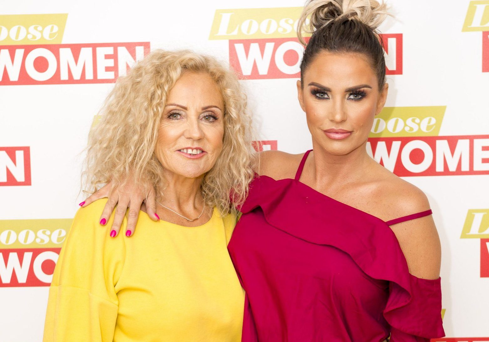 Katie Price will care for terminally ill mum in second series of reality show