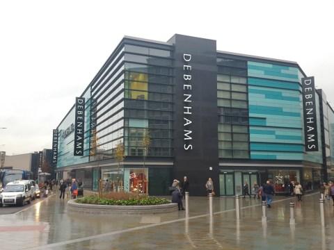 Debenhams set to cut 320 jobs in bid to save money