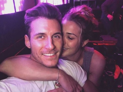 Gemma Atkinson opens up about falling for Gorka Márquez: 'It's nice to be able to say he's my boyfriend'