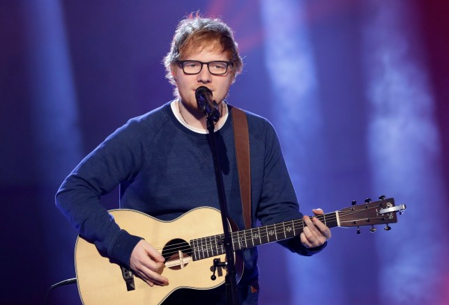 Ed Sheeran worried about being fat after becoming a singer | Metro News