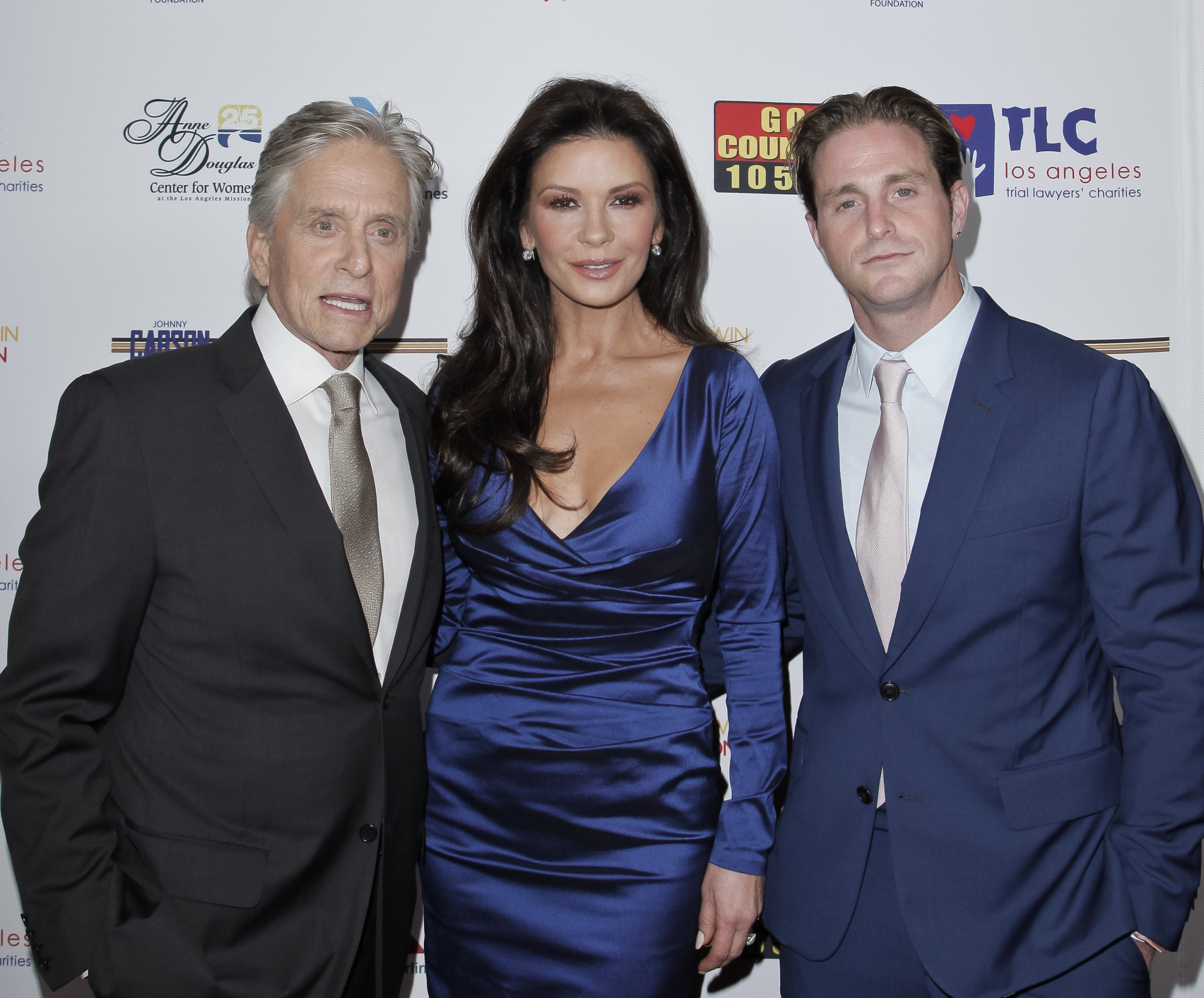 Michael Douglas' son Cameron thanks Dad and Catherine Zeta-Jones for keeping him going in prison