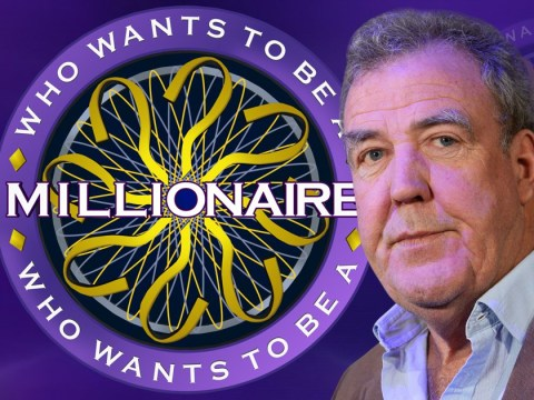 Jeremy Clarkson 'to present new series of Who Wants To Be A Millionaire?'