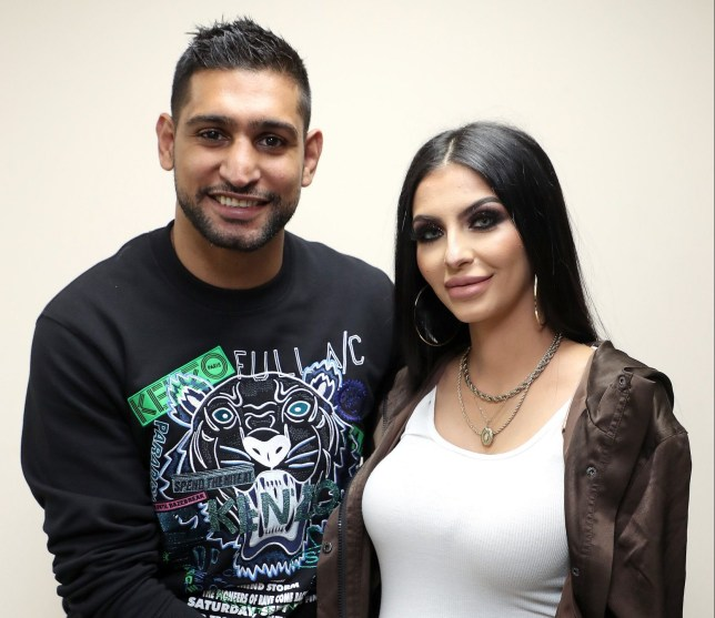 Amir Khan Welcomes Second Child As