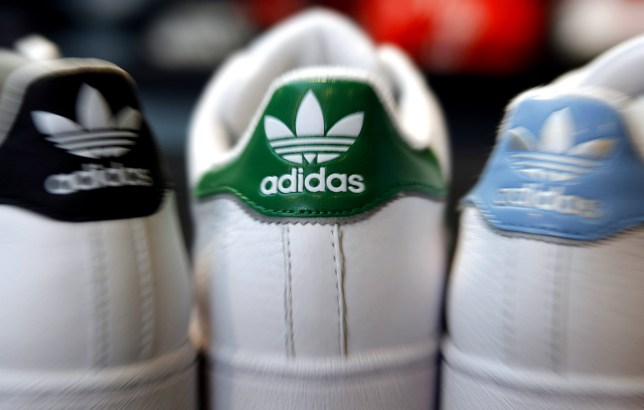 Adidas are not giving away free pairs of trainers (Picture  Adidas) f360af89d