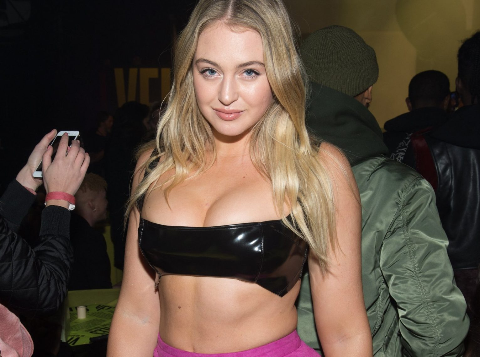 Iskra Lawrence on the dangers of obsessive dieting