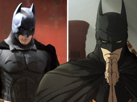 ICYMI Batman is being turned into a ninja as the superhero gets the anime treatment and the whole thing looks NUTS