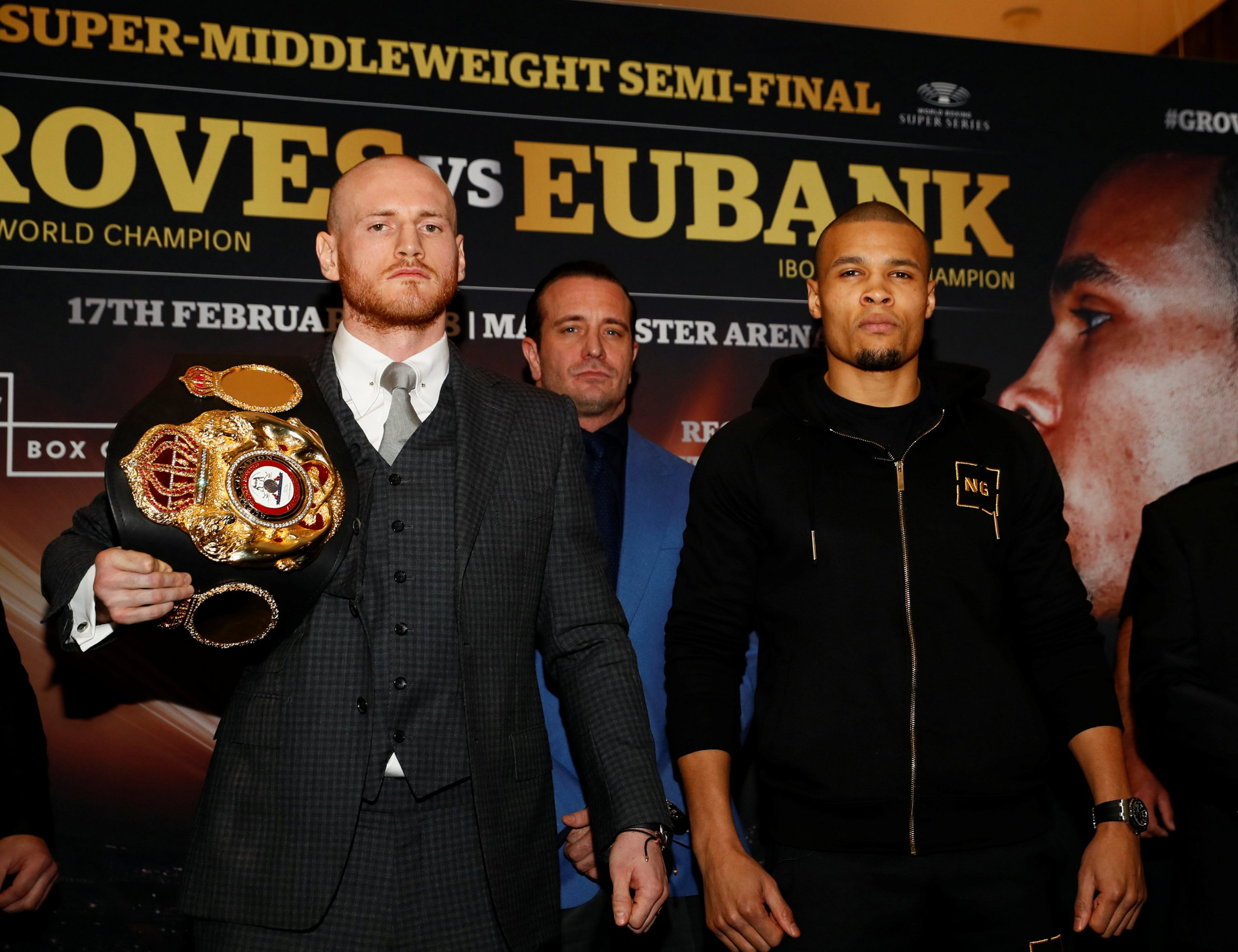 What happens if George Groves vs Chris Eubank Jr is a draw?
