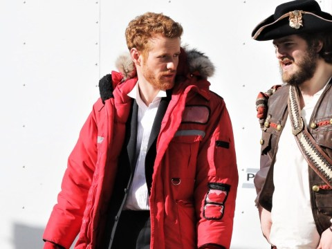 First look at Harry & Meghan: A Royal Romance as biopic filming gets underway in Canada