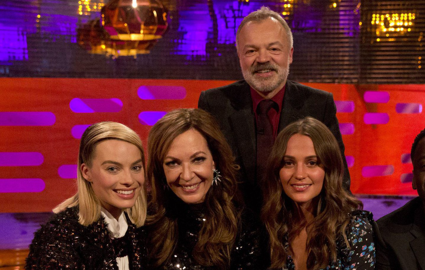 Who is on The Graham Norton Show tonight – guests include Camila Cabello, Margot Robbie and Allison Janney