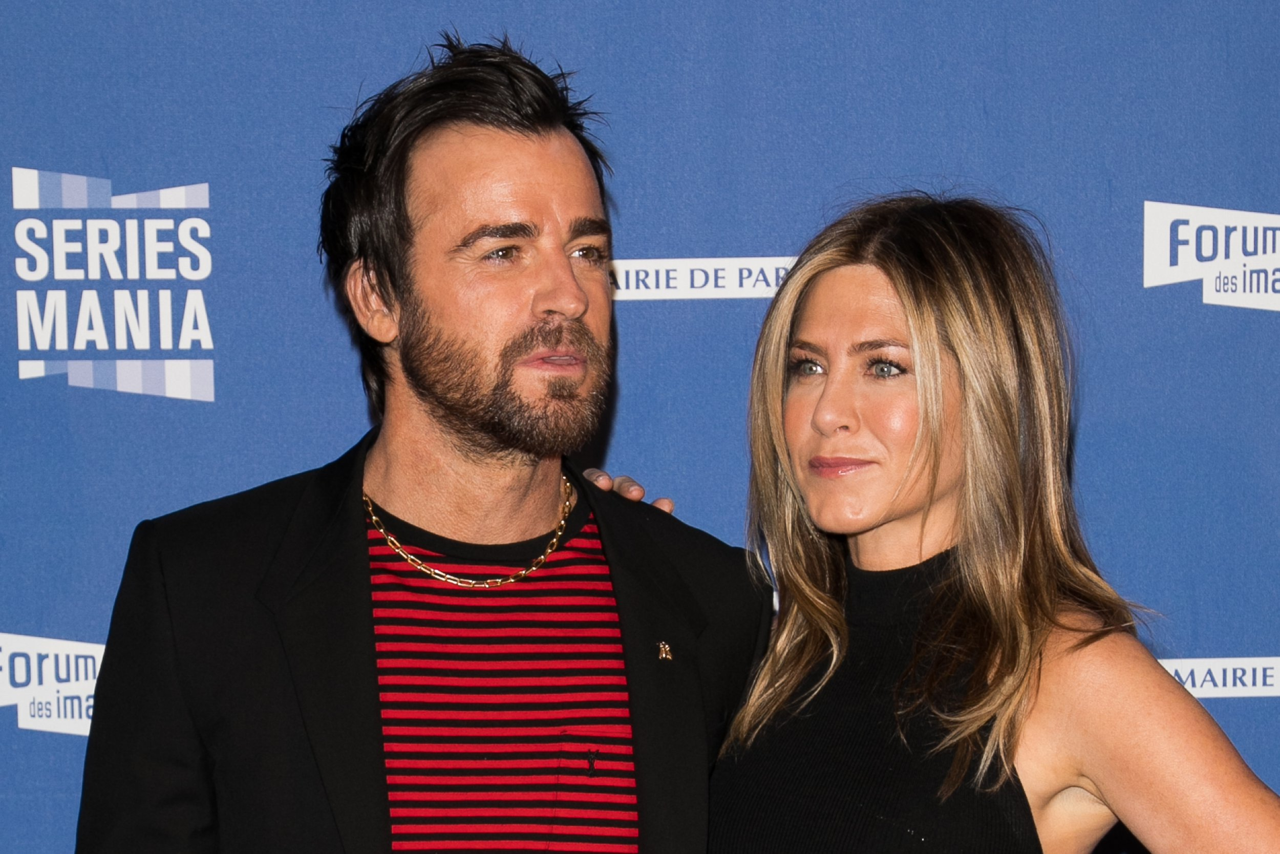 Jennifer Aniston and Justin Theroux reach agreement over custody of dogs
