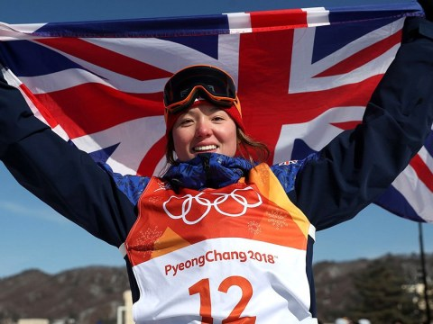 Izzy Atkin, 19, wins historic bronze for Great Britain at the Winter Olympics