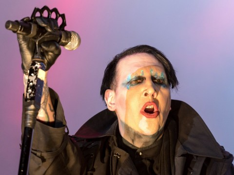 Marilyn Manson accused of sexual harassment and racist remarks