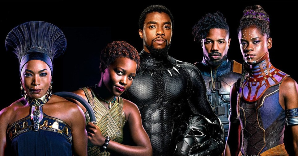 Black Panther cast are connected in ways you didn't even