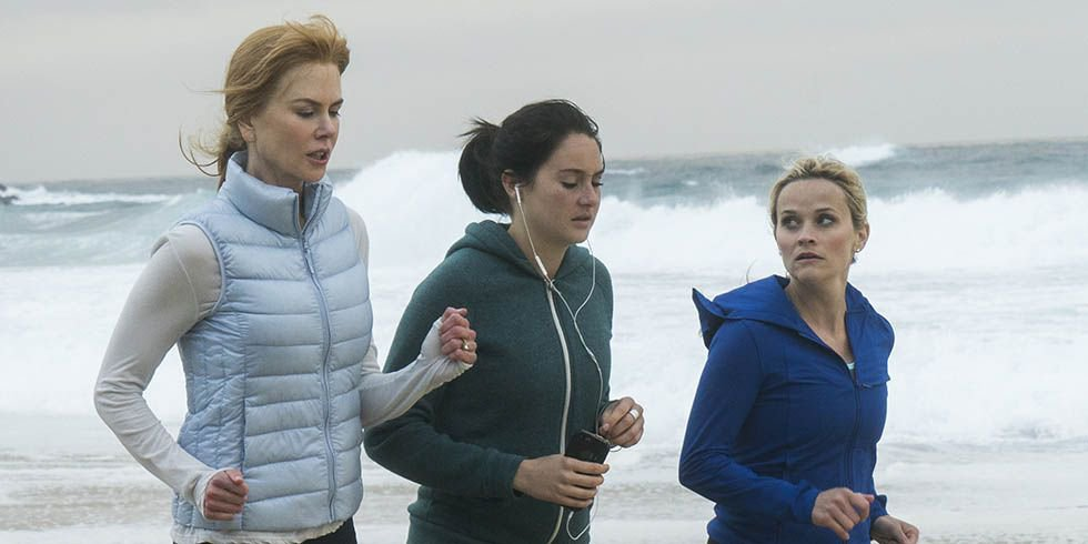 Reese Witherspoon and Nicole Kidman reveal filming for Big Little Lies 2 has officially wrapped up