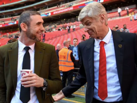Arsene Wenger hits back at Martin Keown over criticism of Arsenal in defeat at Tottenham