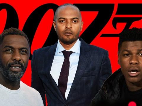 Could John Boyega be the next James Bond? Noel Clarke thinks he'll beat Idris Elba to play 007