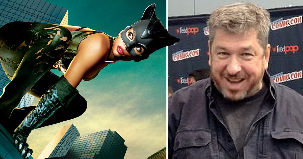Even Catwoman's writer thought it was terribleEven Catwoman's writer thought it was terrible