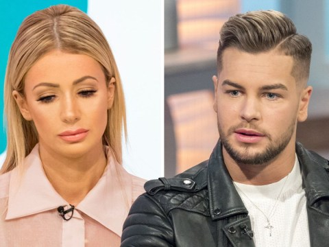 Chris Hughes admits worst thing about being with Olivia Attwood was 'he loved her so much'